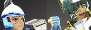 聖闘士聖衣神話: 鋼鉄聖闘士 マリンクロス潮&ランドクロス大地.jpg