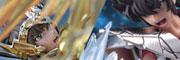 聖闘士聖衣神話EX : エフェクトパーツセット(ペガサス星矢・サジタリアスアイオロス).jpg