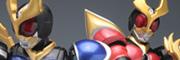 S.H.フィギュアーツ:仮面ライダーアギト (ストームフォーム)( フレイムフォーム).jpg